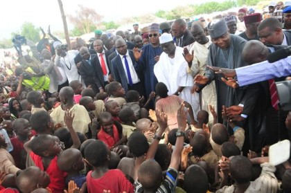 Social Injustice, Corruption in IDP Camps Inexcusable – Saraki