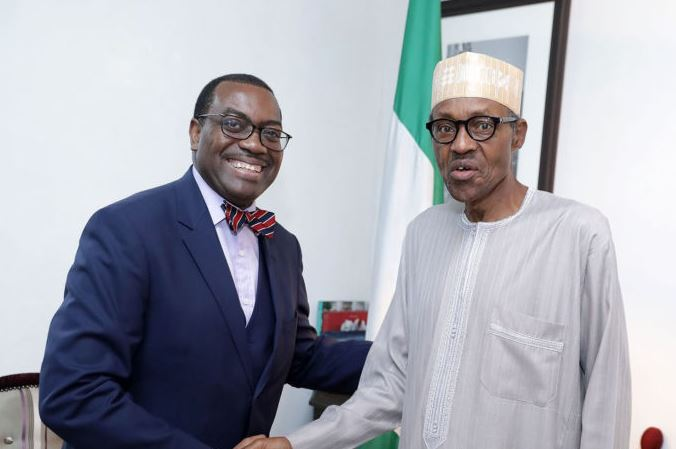 Buhari nominates Adesina for re-election as AfDB President