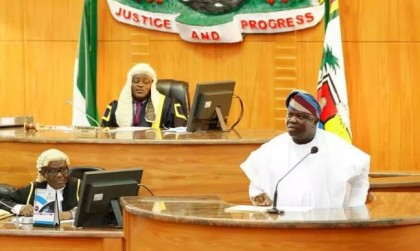 "Ambode Presents ""Golden Jubilee Budget"""