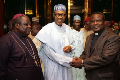 BUHARI WITH CAN exco