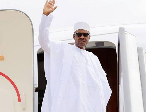 president-buhari-Accra