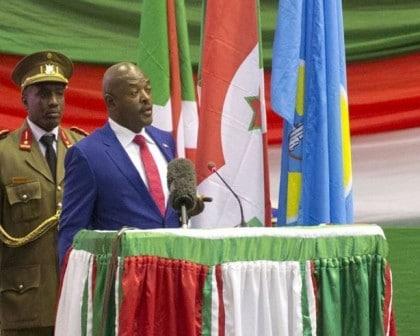 After Sacking ICC, Burundi Bars UN
