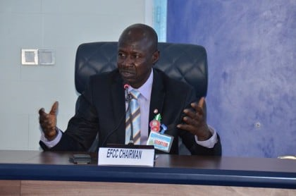 Men More Corrupt Than Women, EFCC Acting Chairman, Magu Says