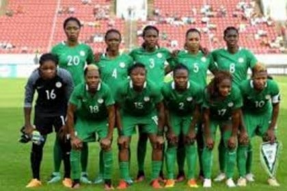 AWCON: Nigeria To Battle South Africa In Semis