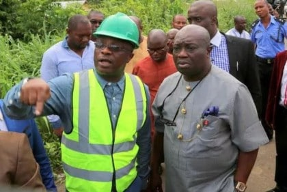 Abia State Governor, Ikpeazu Calls For Prioritization Of South-East Roads