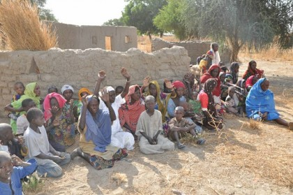 85 People Rescued From Boko Haram At Chukungudu