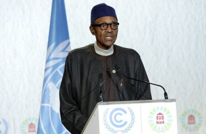 President Buhari Addresses World Leaders At COP 22