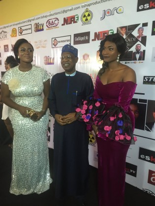 Minister of Information Rallies Support For Nigerian Movie Producers
