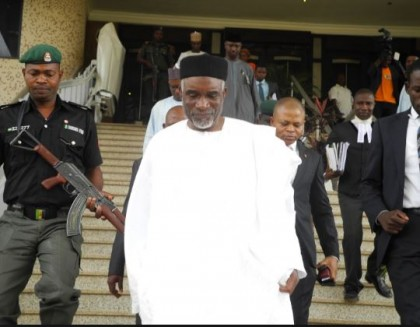 Court Admits More Exhibits Against Nyako And Son