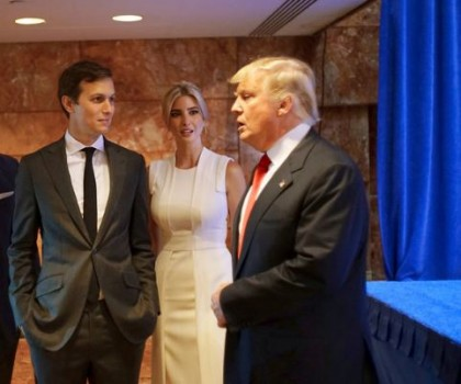 Son-in-law Poised To Remain Influential In The Trump Presidency