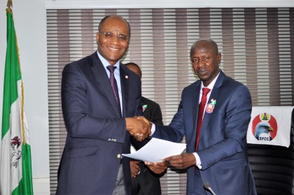 Hope For IDPs AS EFCC Signs MoU with WFP