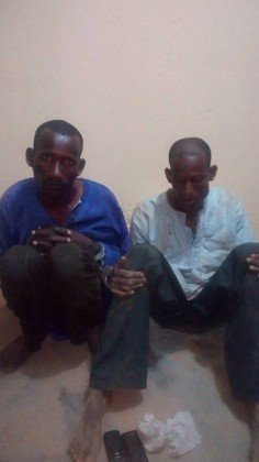 Operation Forest Kunama Arrest 2 Kidnappers In Bauchi