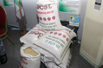 Plastic Rice Not Plasticized, But Unsafe For Consumption – NAFDAC