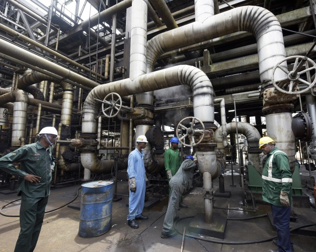 Edo refinery begins production Sept