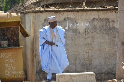 Governor Al-Makura Inspects Kokona Bridge, Roads Construction In Kokona and Karu
