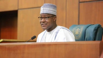 Speaker Dogara Reinforces My Faith In The Youth – President Buhari