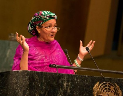 Amina Mohammed May Be UN Deputy Secretary General