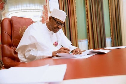 President Buhari Names Economic Advisory Council