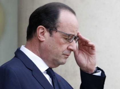 Hollande Of France Quits Re-Election Bid