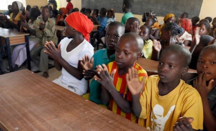 18 Finalists Emerge In FG Programme For IDP Children