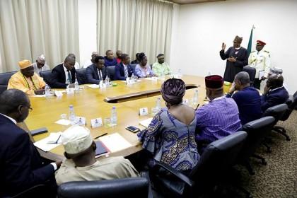 No Longer Business As Usual In Nigeria – President Buhari
