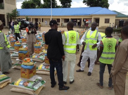 Shettima To Borno COMPOL: Prosecute and Jail Officials Arrested Over IDP Foods