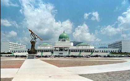 National Assembly Signs $1.1m Legislative Capacity Development Agreement