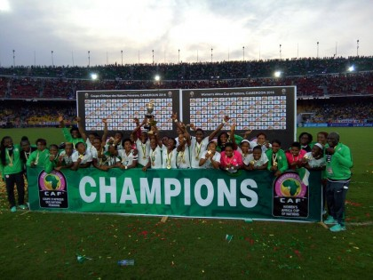 Super-Falcons indomitable