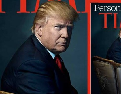 Trump, Time Magazine's Person Of The Year