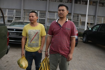Nigeria Customs Ikeja Unit Arraigns 2 Chinese Men In Court, Generates N1.3b In December