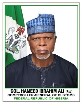 Breaking: Hameed Ali Customs CG Redeploys 8 Assistant Comptroller General