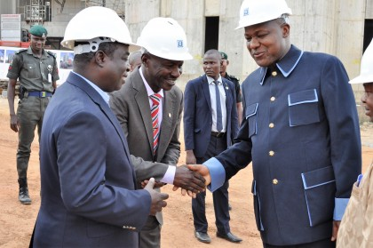EFCC Headquarters' Building To Be Completed By December – Dogara