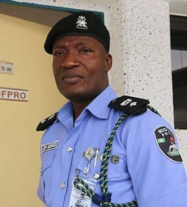 RE: Nigerian Police Personnel Protest Non-Payment of Salaries