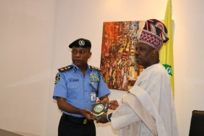 AIG of Police in-charg?e of Zone 2, AIG Kayode Embarks on Duty Tour Of Ogun State Command