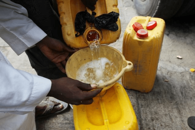 All 3 Refineries Resumes Production of Kerosene and Diesel