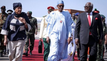 President Buhari Heads to Banjul for ECOWAS Mediation Mission
