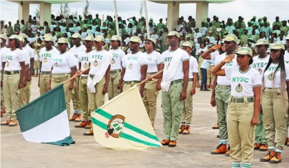NYSC Denies Paying Ex-Corps Members N75,000