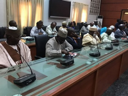 DHQ Gives Support To Presidential Committee On North East (PCNI)