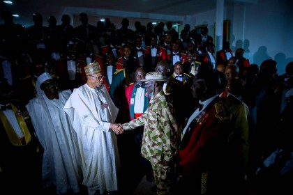 President Buhari Speaks on Steps Taken Against Those Who Abused Public Trust