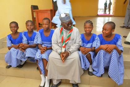 Development strides of Nasarawa Governor Al-Makura bears fruits as the state rates best performing in terms of implementing basic education programme.