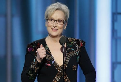 "Meryl Streep Called Out Trump, He Responded ""Over Rated."""