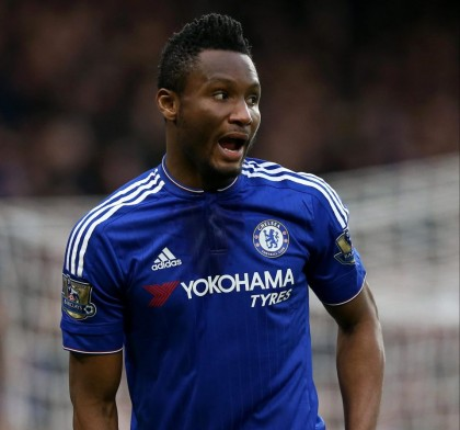Mikel Obi finally moves to China, signs for Tianjin TEDA FC