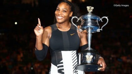 Serena Williams Returns to World No 1. After #AusOpen Win
