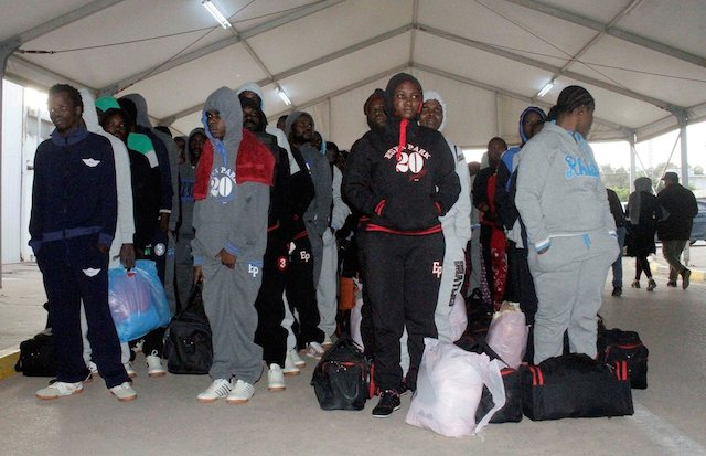 Libya to Europe: More than 400,000 Migrants Stranded in Libya
