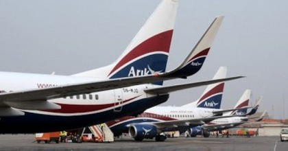 Arik Air Fleets