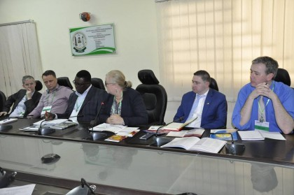 NITDA Woos Technology Transfer and Capacity Building
