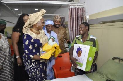Aisha Buhari To Privileged Nigerians: 'Venture More In Humanitarian Activities'