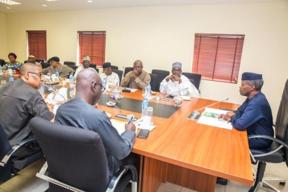 Mandate of Task Force On Food Security In Nigeria After First Meeting