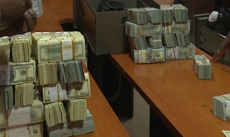 Amount Of Foreign Currency Flooding The Country Alarming, Says President Buhari