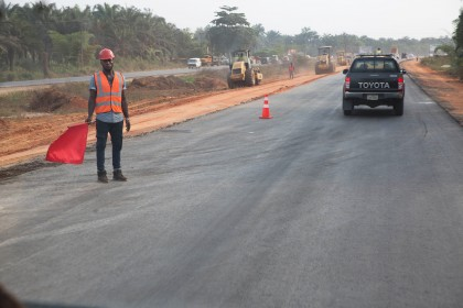 Update On Enugu-Port Harcourt Highway Road Projects In South-East Zone